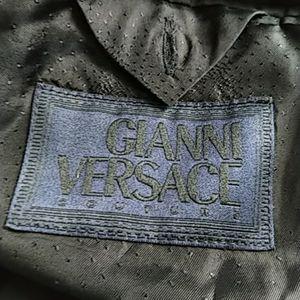 Versace geometric jacket